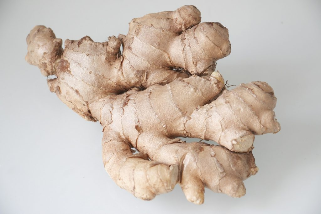 Ginger poultice
