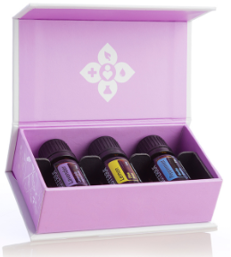 Essential Oil Trio